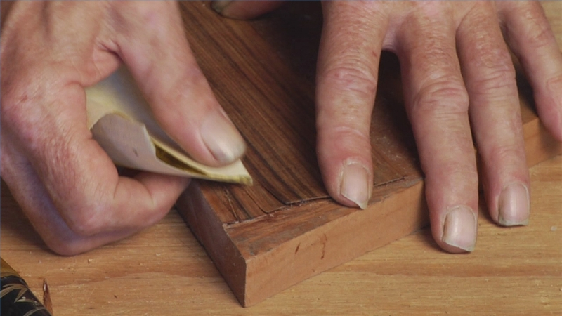 . How to Refinish Wood Veneer Furniture   Learn how to